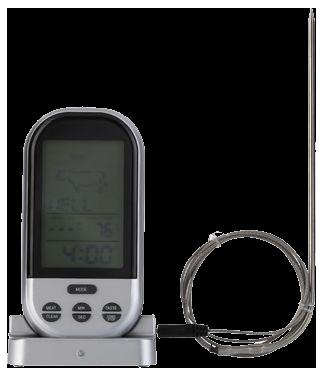 Draadloze Vlees Thermometer